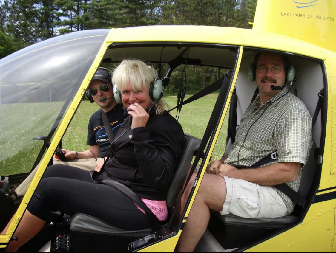 Lake Superior Helicopters- Rides