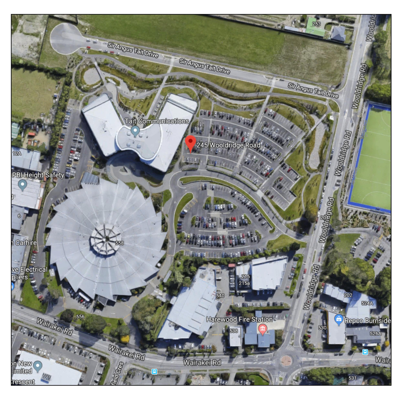 - Free onsite carparking - access via 245 Wooldridge Road