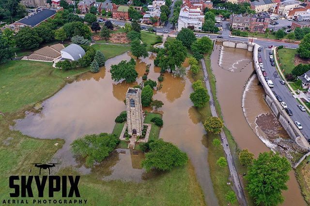 Flooding in Downtown Frederick after all the rain . . . . . . .  #drones #drone #photography #aerial #LandscapeLovers #BeautifulLandscape #Viewpoint #NakedPlanet #LandscapeHunter #Sky_Captures #ScenicView #Cloudscape #SkyScape #Mountains #LandscapeShot #Landscape_Specialist #Splendid_Earth #Outdoors #Earthpix #DiscoverLandscape #AwesomeGlobe #IGRefined #Earthescope #usvi #virginislands #stthomas #stjohn #usvirginislands  @dji @drones @droneplanet @dronedudes @thefnp @fredcochamber @frederickfizz @cityoffrederick @fobakerpark @dtfrederickscene @fredcosheriff @discoverfrederickmd @fredscanner