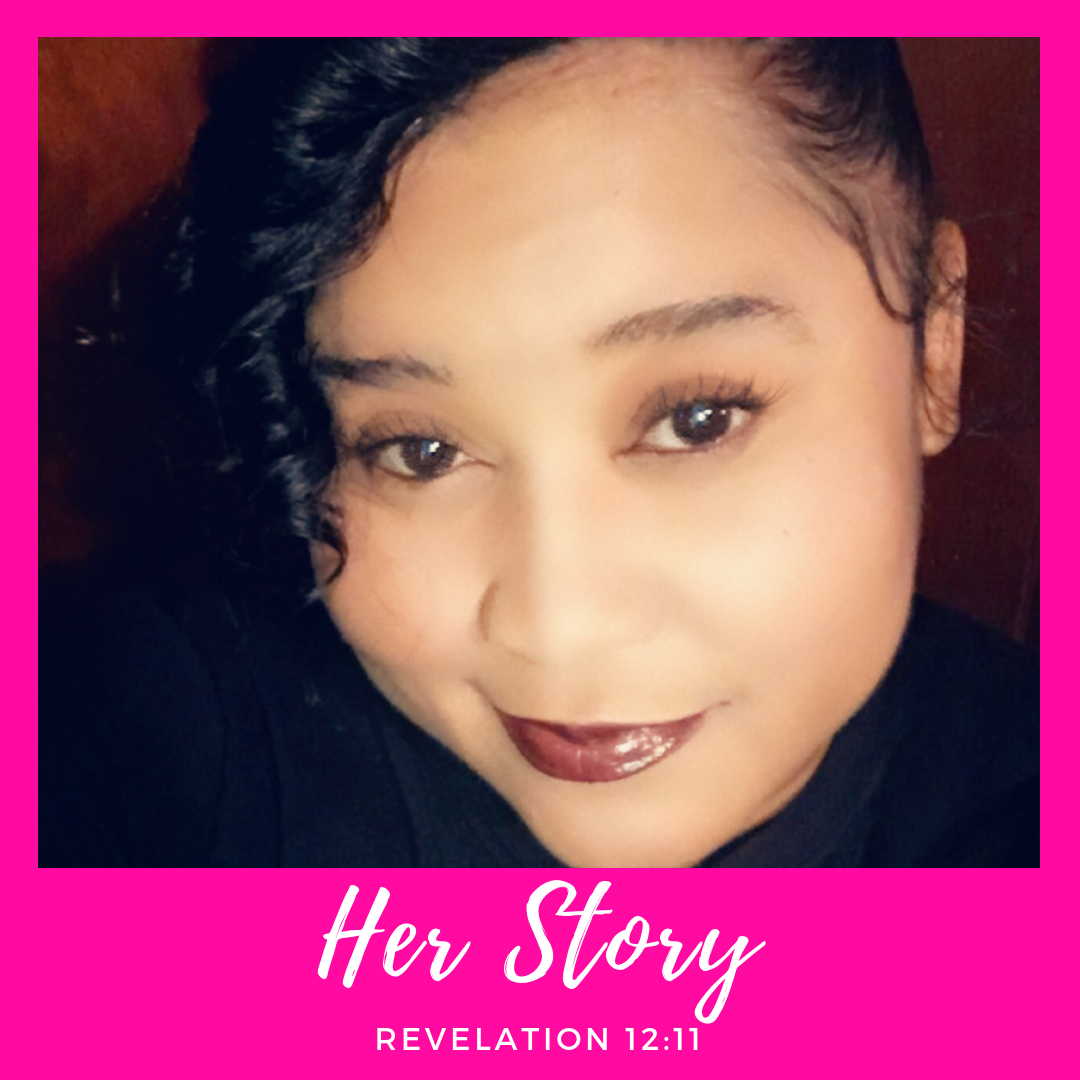 Amy's Story - This is Amy and this is #herstory.My story started years ago when I was a child, although I grew up in a loving, two-parent households with siblings, I somehow turned out to be a person that has felt nothing but hurt and pain throughout my life. There have been happy moments but more than hurt and painful times than anything. I guess starting in elementary, I was picked on and teased a lot because there were 9 kids and my hardworking father was the only income for the house. My mother stayed home and tended to myself and siblings.Always had a good meal to eat, warm bed and roof over our heads, but a lot of things we couldn't have like others kids and because we lived in a small rural town where you're only liked if you come from a certain family, or dress nice, or you are apart of the cliques then you were and still is a nobody. In school I was teased, called names, and picked on so that was hurt that I could never forget...I never measured up to being good enough to like. I was raised in church but left for years after getting grown because even the church people had cliques.I had my first child at 16 by a man old enough to be my father, started dating him when I was 13 but I was looking for love since all the boys in school I ever liked wouldn't give me the time of day. I love my son more than ever but sometimes it is a constant reminder of a horrible thing I did or allowed a man twice my senior at the time to take my innocence. Fast forwarding, it seems beginning at that time in my life I have been on a downward spiral regardless of how hard I try to be better, do better and move forward in this thing called life. I sometimes feel that my sins will never allow me to break free and I'm still paying for things that I did. My son has been locked up now 6yrs, my other three children are good but it was a rocky relationship with my two daughters when they were in school. I am thankful now that my oldest 27 yrs old now and I have developed a very loving s
