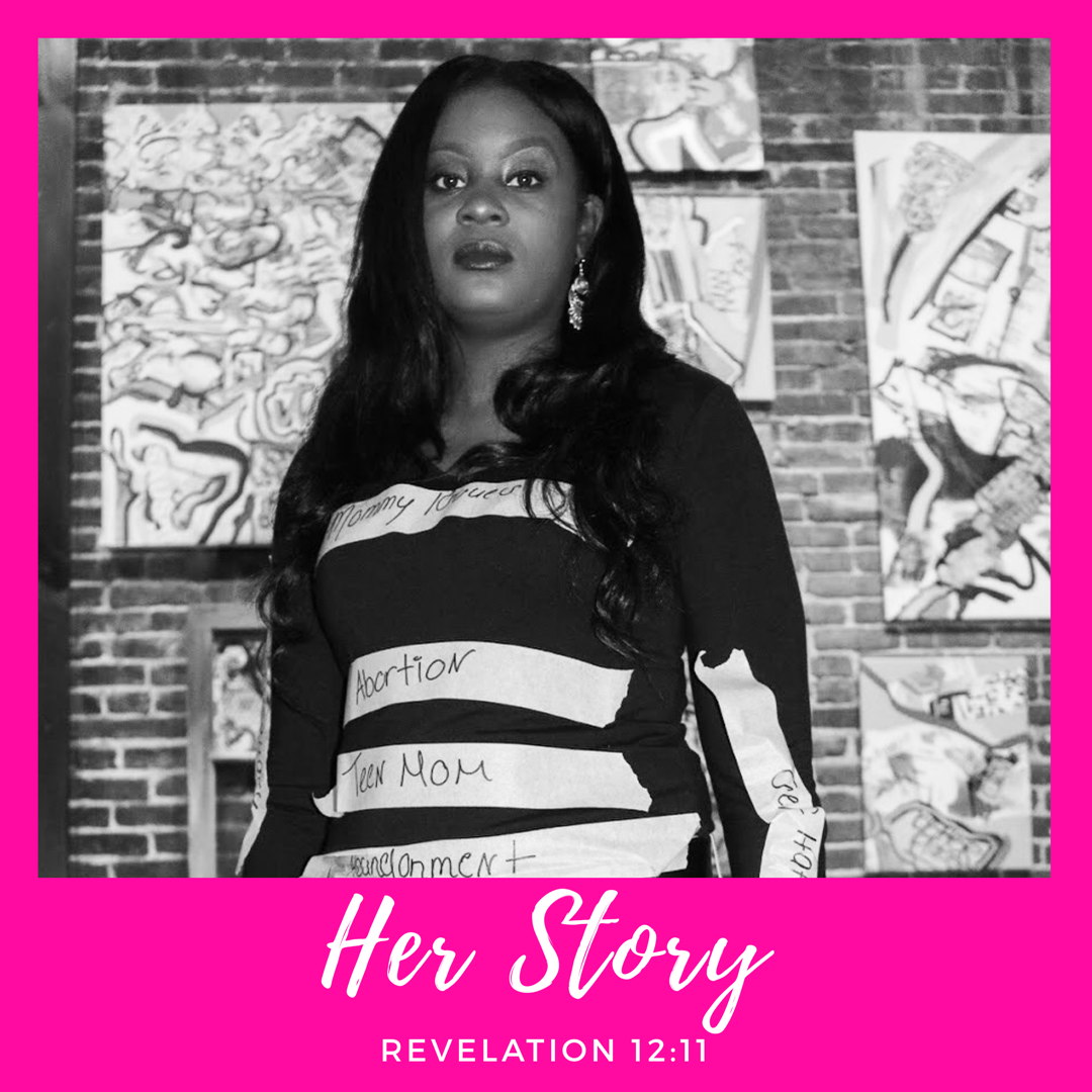"""Jasmine's Story - This is Jasmine and this is #herstory. My story is a story that most women have, but are reluctant to share. My story starts with worldly success and happiness, trebles with guilt and shame, and ends with Perfect Peace. The Bible helps us to define Perfect Peace as being a condition of freedom from disturbance within the soul; it is perfect harmony reigning within. If we look at the Hebrew word """"shalom"""" has in it the idea of soundness of health, so that to be filled with perfect peace is to be spiritually healthy and free from all discord within the soul.However that perfect peace came with total sacrifice & complete obedience to our father.Ten years ago I was a young single mother, who thought she had to do it all on her own. I suffered from that """"strong black woman"""" complex that led me on a road of unrealistic expectations, emotional wounds, deeply netted soul ties, and misdiagnosed mental illnesses. After having my son I had been abused so badly that I was psychologically immune to what had happened to me, and even though I got out of that bad situation I ended up in another over and over again. There was one in particular where I was once most ashamed of where I became pregnant by a married man. Notice I said, once ashamed! The devil had me bound thinking I was alone and in isolation with my thoughts, feelings, and activities- but I wasn't.God came to me and told me if I truly obeyed him and lived right he will deliver not only me, but other women through my story. That very day I decided to be obedient to his call and truly live and love my purpose which is to help women discover the better version of themselves. That day I declared that I was the righteousness of God. That very day was a pivotal moment in my life where I made a vow to God that as I continued to be obedient and he will grant me perfect peace. He agreed to take me away from my past and uplift me from those feelings of guilt, hurt, and Shame. He also promised to use me to help o"""