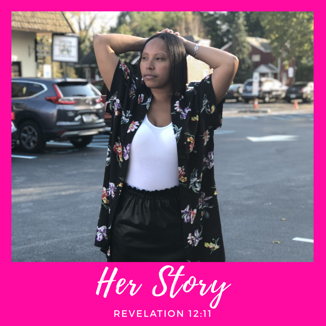 """Shana's Story - This is Shana and this is #herstory. At the age of 10, my parents separated following the death of my paternal grandmother. Prior to, I witnessed my father physically abuse my mother in the presence of my brother and I. At age 22, I entered a mentally , physically and abusive relationship with a man that used mind control to manipulate me in many ways. Furthermore, this man forced me to have an abortion when he found out that I was pregnant. One night during a drunken rant, I was beat to the ground and thought I was going to die. As I wept on my knees that night, God whispered to me """"you are better than this, you will be okay"""". Failing to leave the relationship the first time I was physically assaulted, I felt guilt as I hid my then boyfriend from my family and friends. One night, I went to a club and my partner followed me there. All night he danced with several women but then became enraged when he saw me dance with someone other than him. He then threw a drink in my face and humiliated me in front of my friends. That was the last straw. I prayed that God would send me a God fearing man that would love him first and love and respect me second. I met my soon to be ex-husband in December 2011. Frightened and hesitant at first thinking, """"Oh no, not another Que (frat), they are all the same"""". Though I wanted confirmation from God that this was the husband he sent for me, I jumped the gun and married him within one and a half years. I ignored all the Red flags while I was engaged, included late nights out (if he came in at all), mental and emotional abuse, neglect of me and my child as well as physical abuse. Upon our separation, my then spouse, had my child and I evicted from our home in the dead of winter and would not provide me with our clothes. In the midst of it all, I also broke my arm trying to save my daughter from falling down the steps and seeing as though my job was a contract position, I took several weeks off of work unpaid. I could have l"""