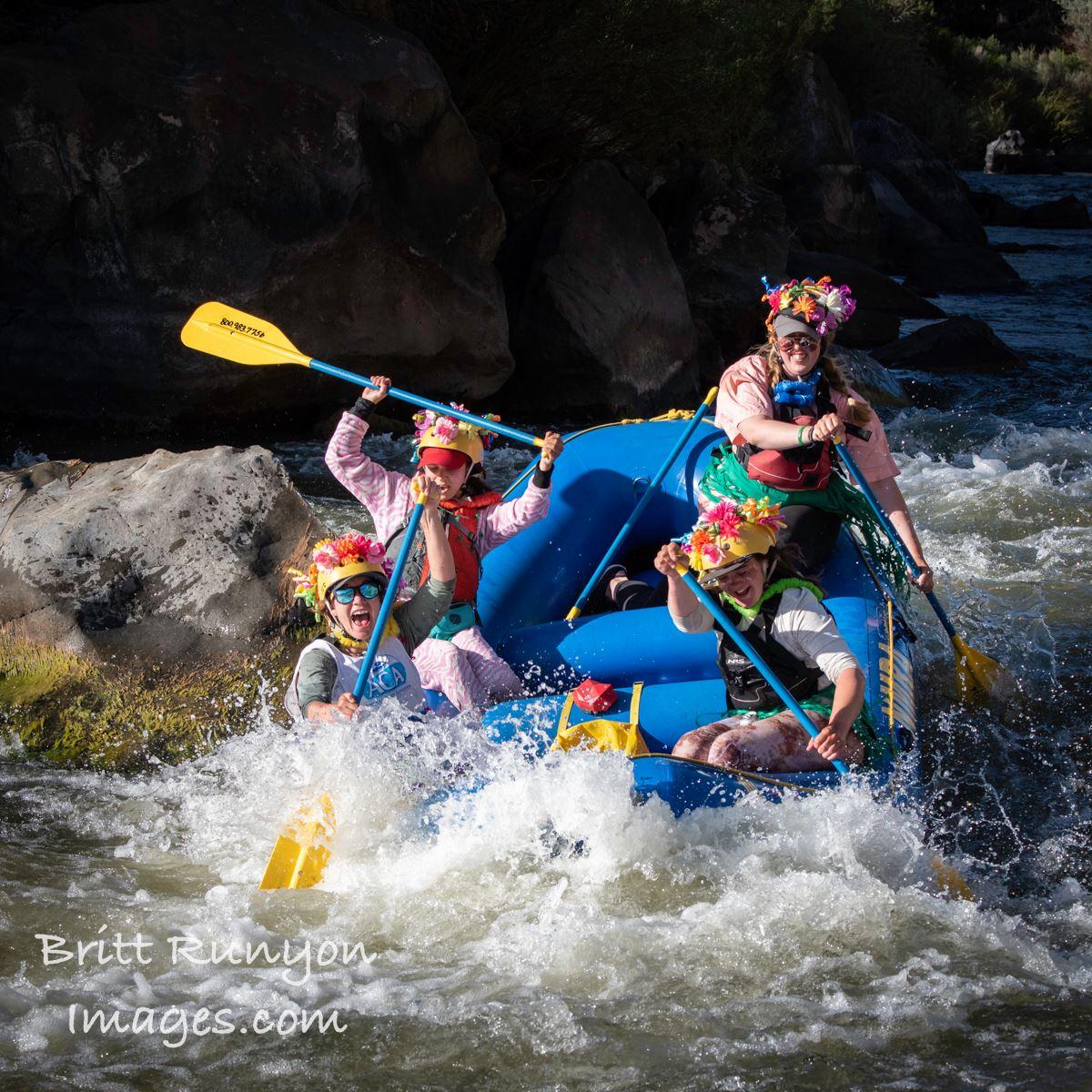 Sunday May 12 - 9:00am | Community Racecourse/Taos Box/Other Runs Paddle (Self-Organized)Informal Raft Clinic, 9:00am Taos Junction Bridge Put-In
