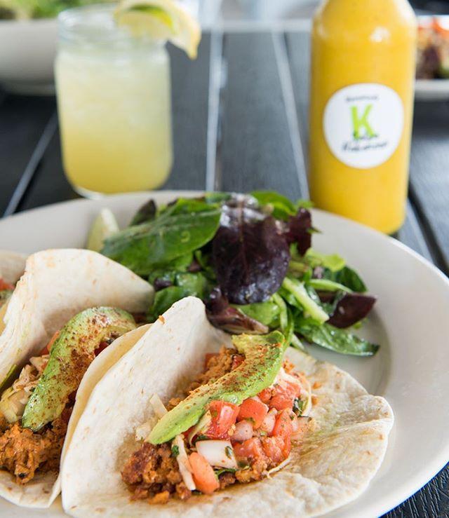"Have you tried our Walnut ""Chorizo"" Tacos? . . . . . . pc @paprikasouthern  #eatkayak #kayakkafe #eatrealfood #vegansavannah #vegancafe #plantabasedcafe #plantabasedfood #downtownsavannah #midtownsavannah #whattodoinsavannah #healthysavannah #savannaheats  #912eats #georgiaeats"
