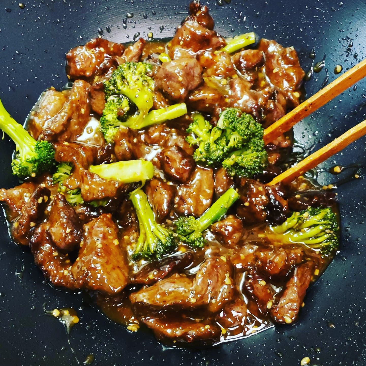 Gluten & Dairy-free crispy mongolian beef - You'll want seconds….
