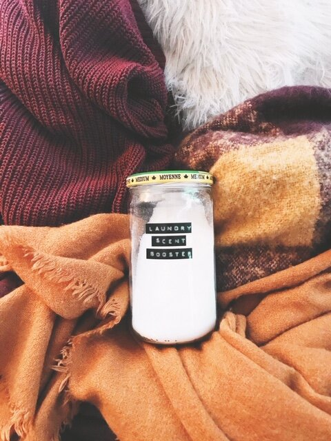 Toxic Free Laundry Scent Boosters