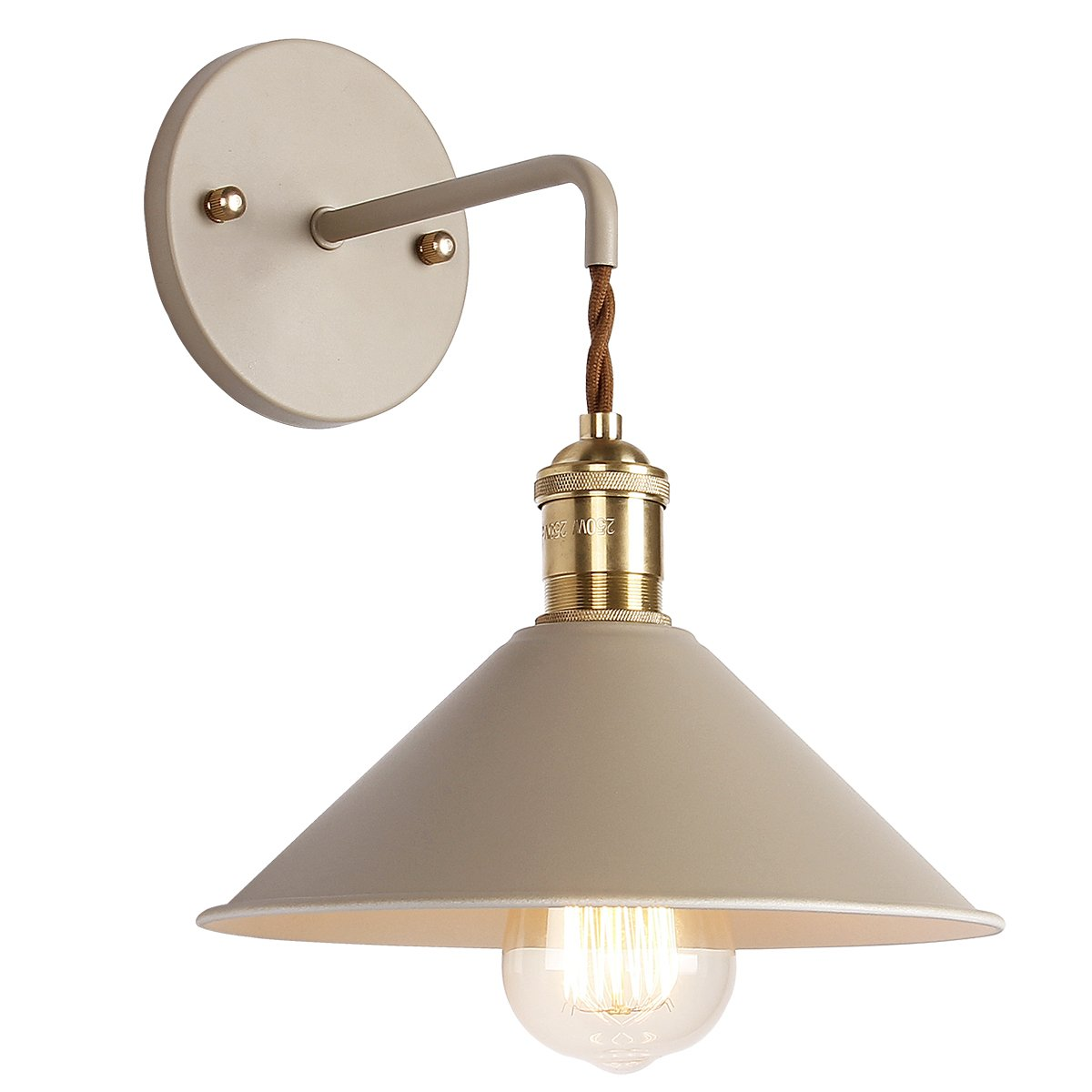 This is the iYoee Sconce Lamp from Amazon.