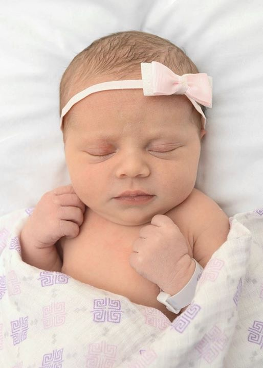 The day Sienna was born 2/19/16