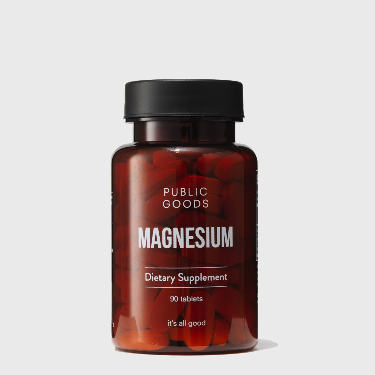 Magnesium  - $6.50 for 90 count