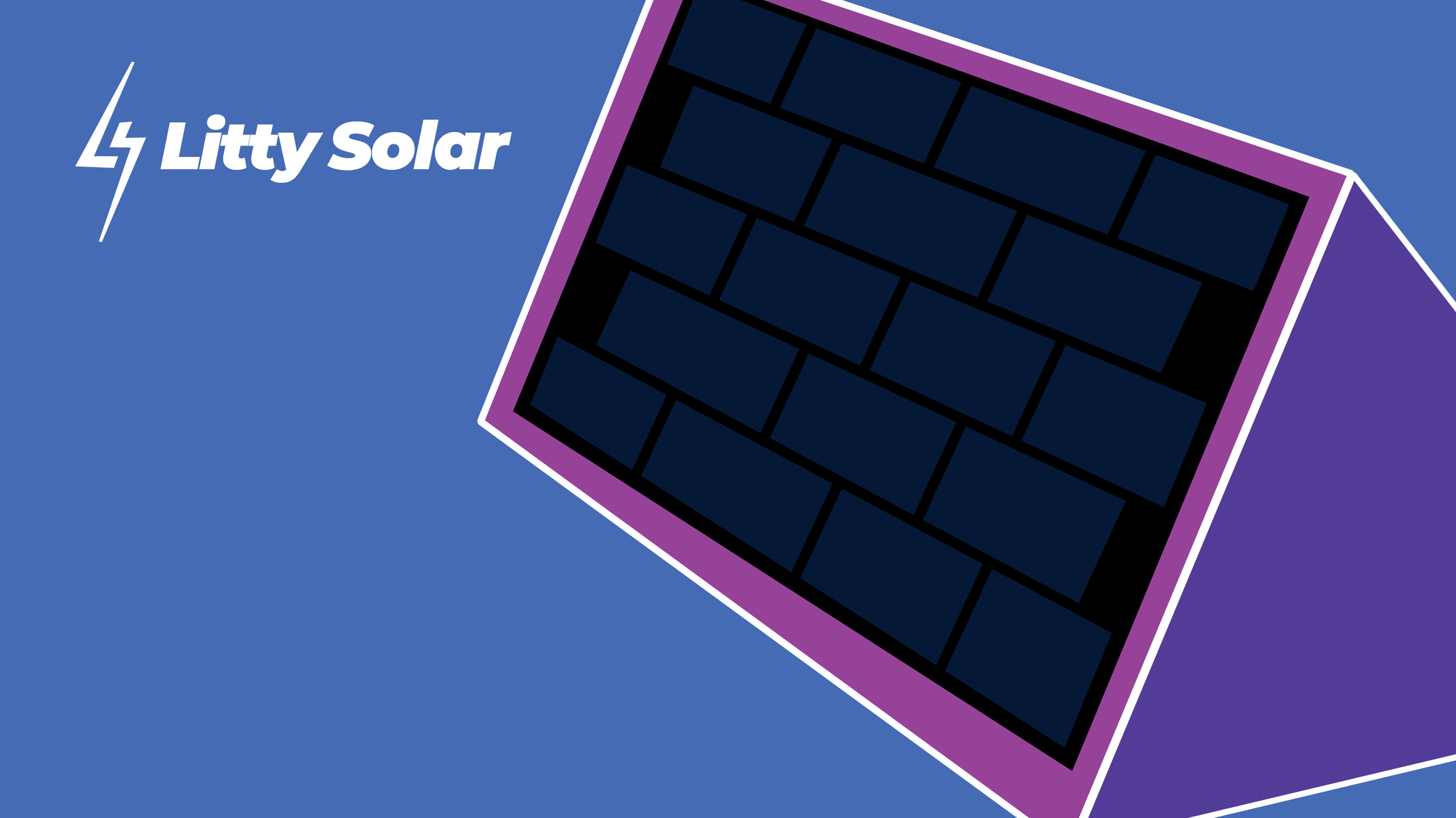 Litty Solar is the first and only solar shingle installer in Minnesota.