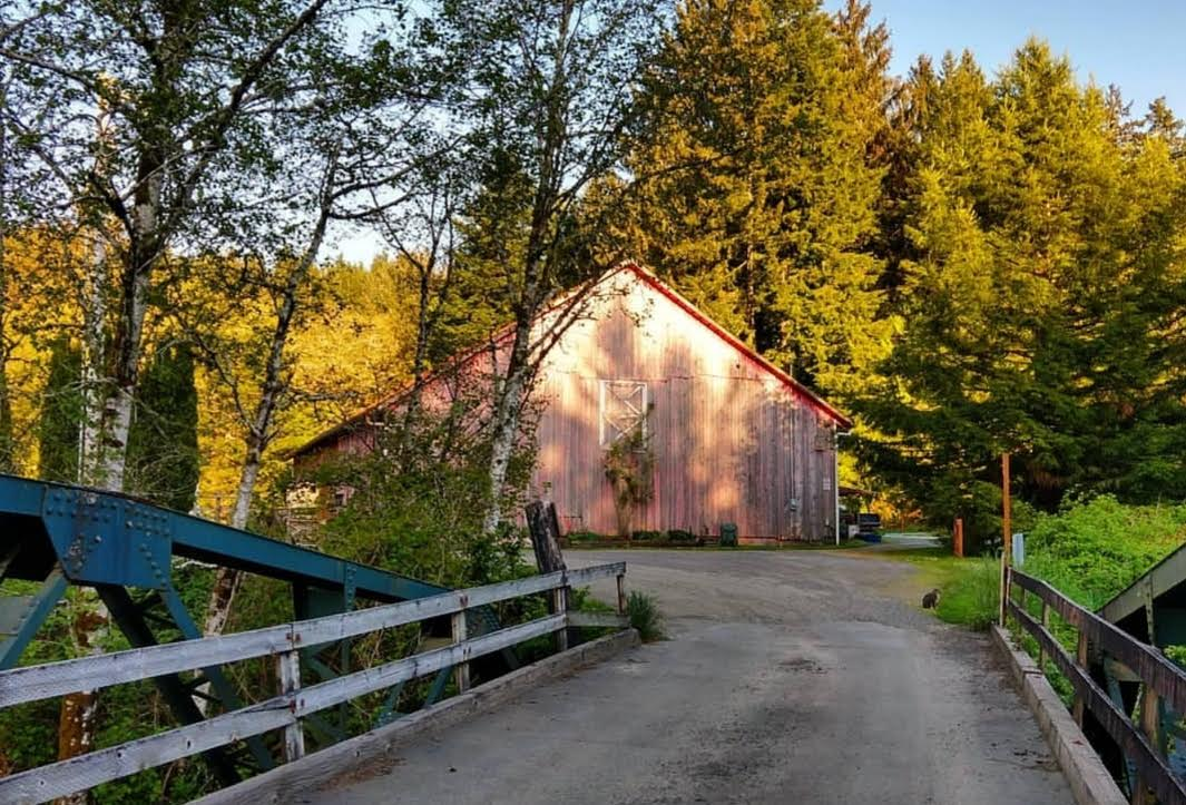 North Fork %3 Barn - will hold our workshops