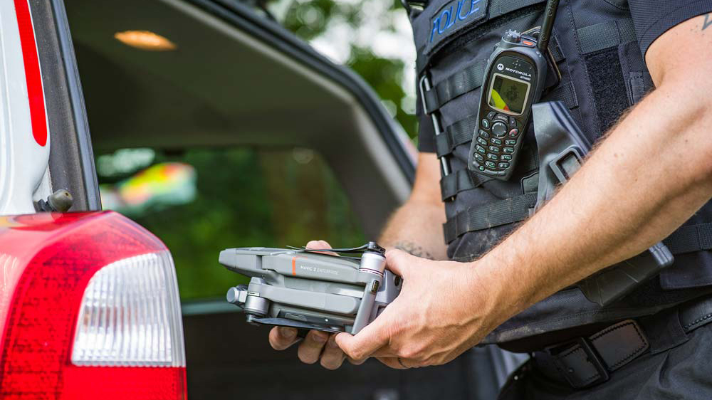 Drones for PubLIC SAFETY -