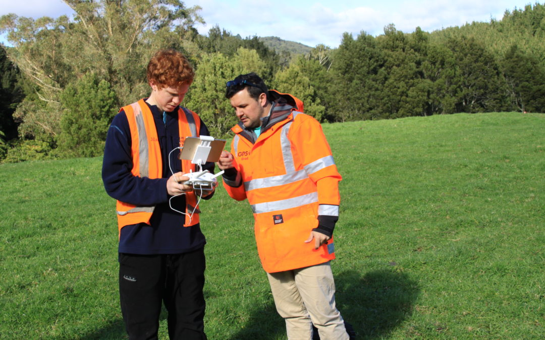 YSAR NZ performing drone training for their recruits.