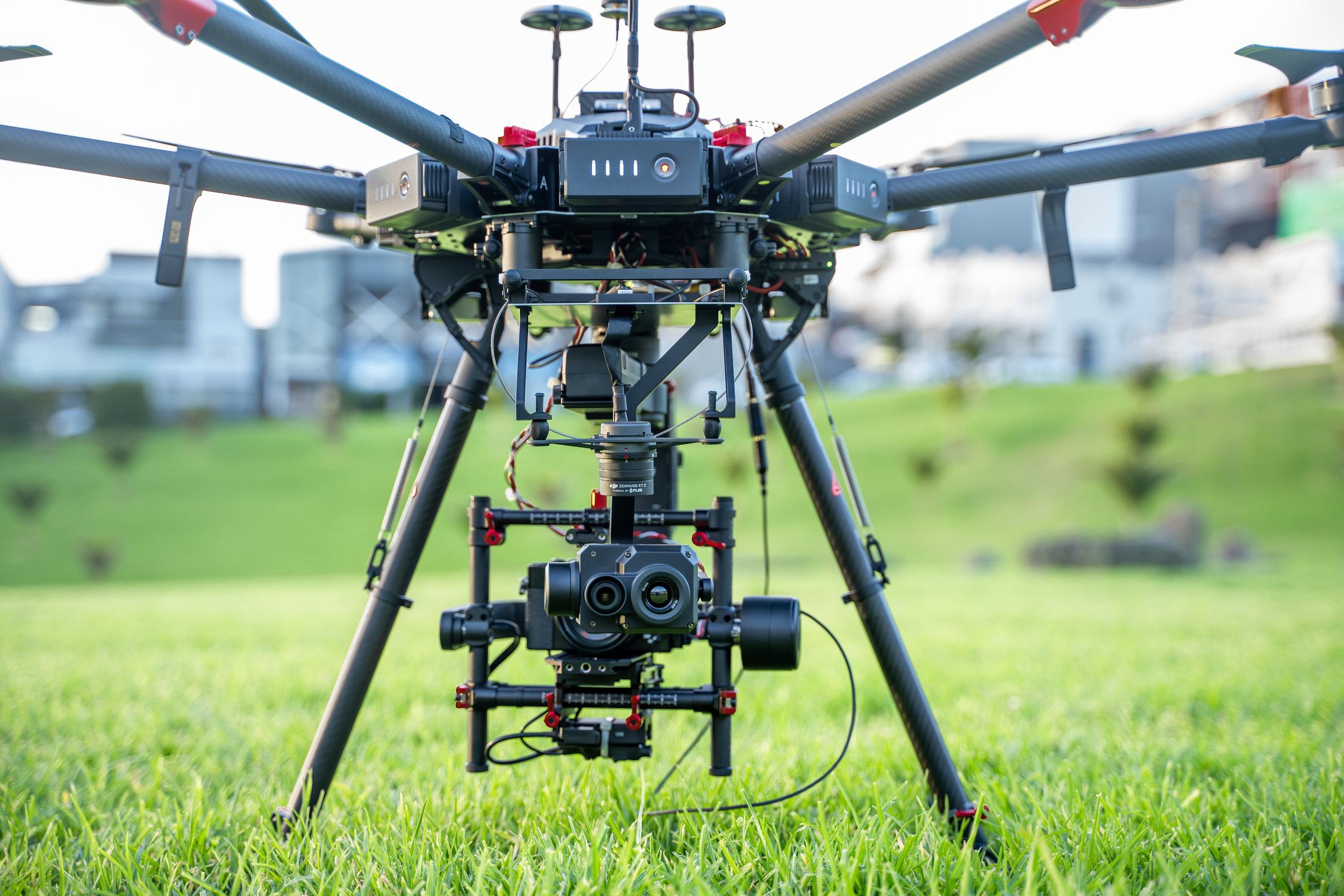 Customised M600 Drone