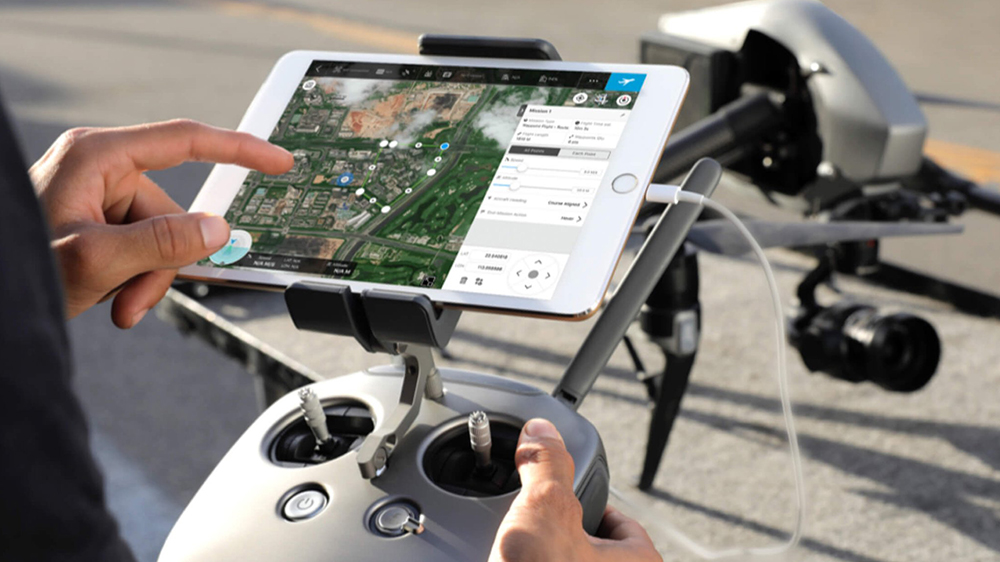 SOFTWARE for DRONE DEPLOYMENT -