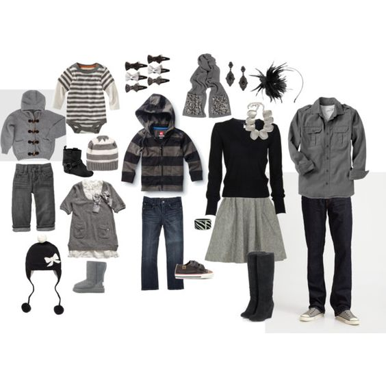 family session clothing ideas