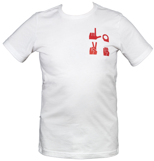 Love Over the Heart $22.50 Small, Medium, Large
