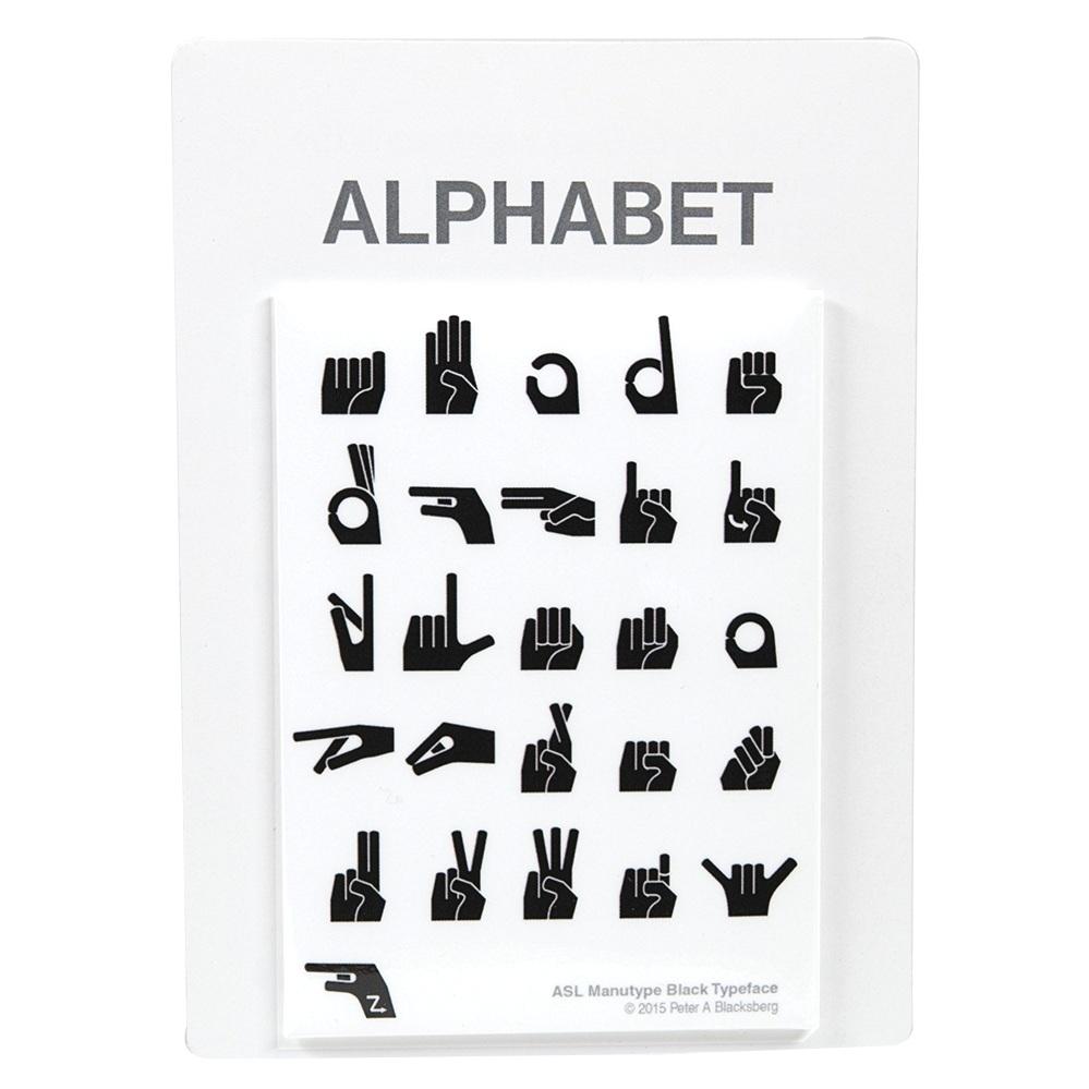 Alphabet Magnet $5.00