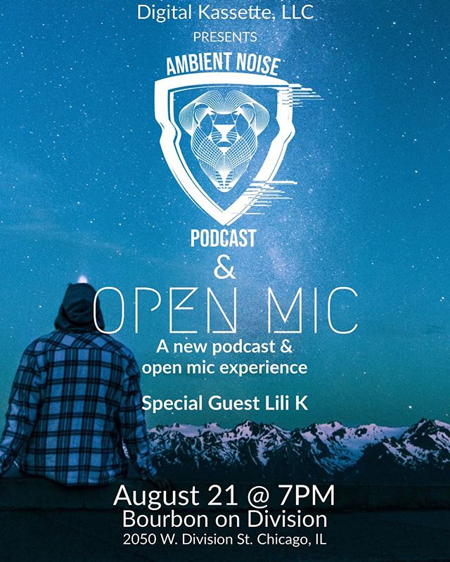 For the Free!!! August 21st doors 7pm!  Show starts at 7:30pm!  Still in the beta stages of this event but come out and listen to @brown.digital and I talk with @lilikjazz about the music industry, performance technique and why men ain't shit.