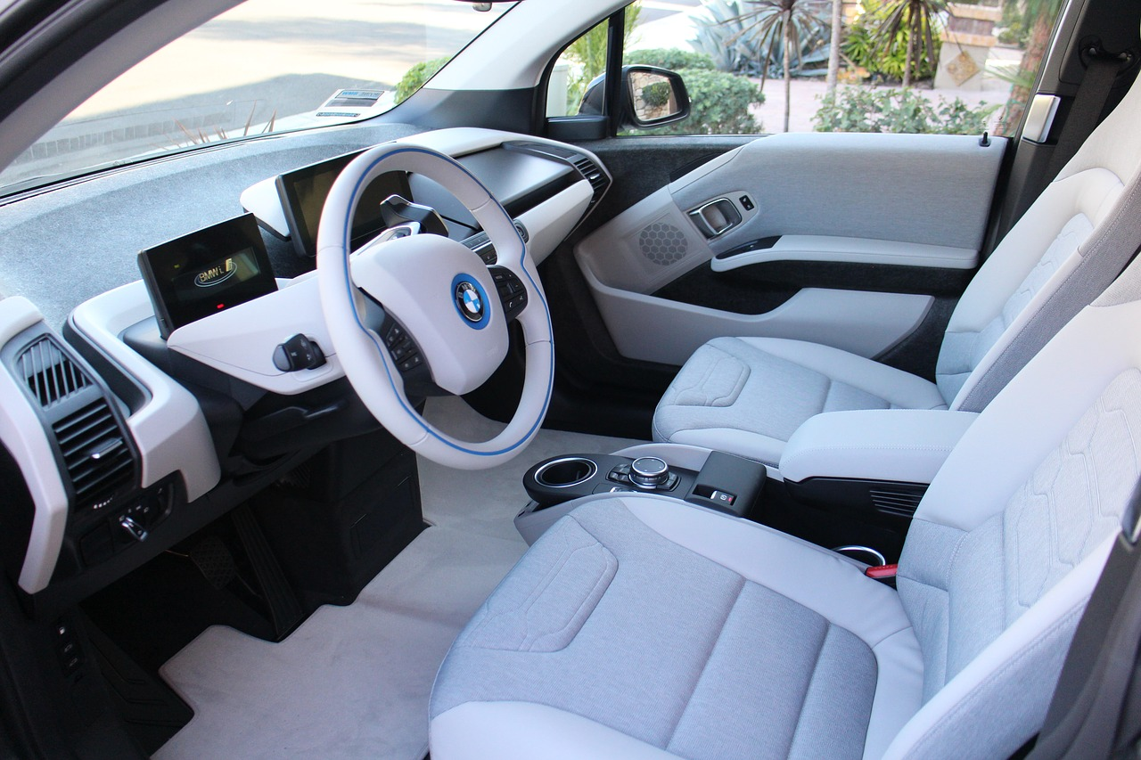 Auto & RV Carpet Cleaning - Keep your automobiles interior clean with our Auto/RV interior cleaning service.