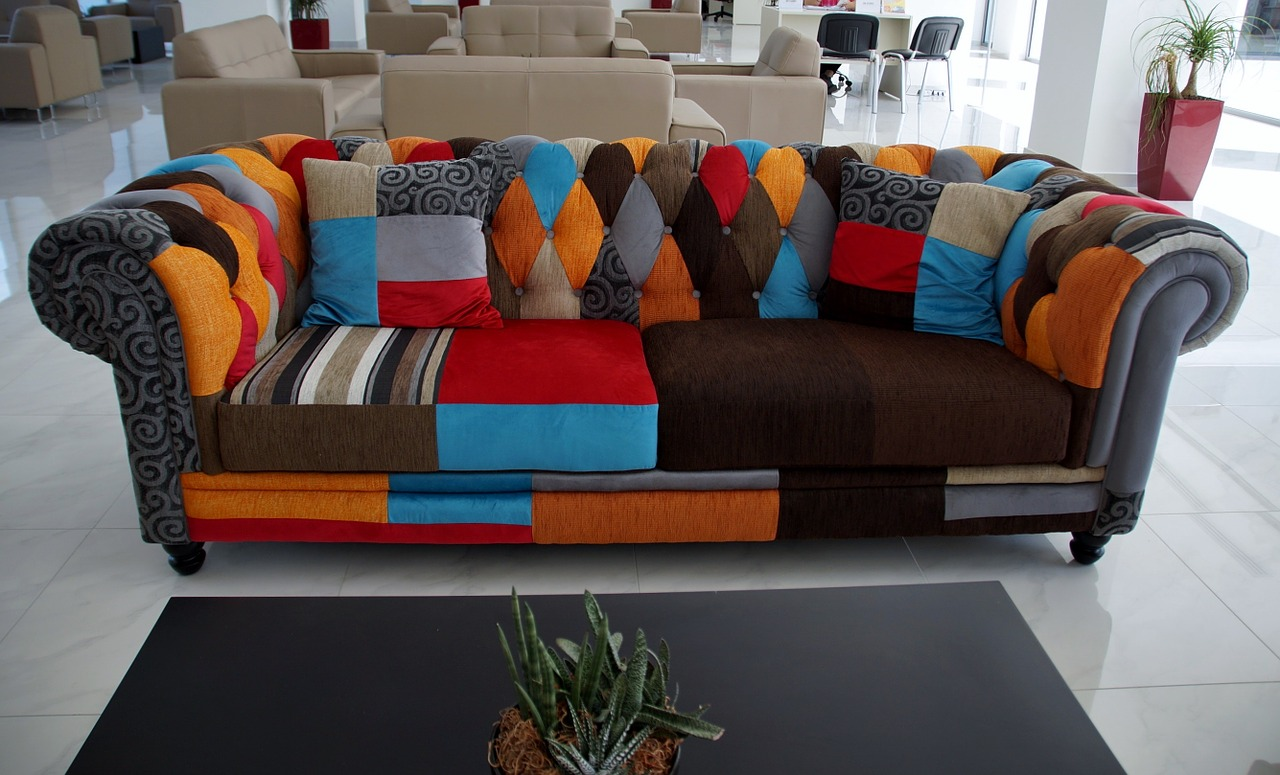 upholstery Cleaning - Upholstery that you use everyday including couches, chairs, and ottomans deserve to be clean for the health & comfort of your family & guests.