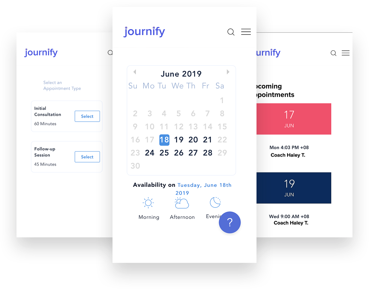 Manage your calendar on the go - • Gmail and Outlook calendar sync• Instant bookings• Meeting reminders