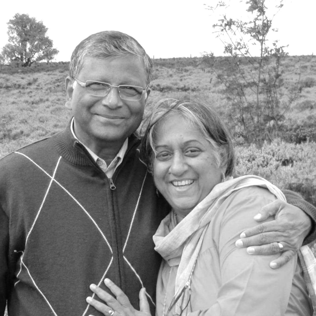 Zephry & Brenda - Zephry leder en bevegelse av husmenigheter i India, og kjenner, som Victor, godt til utfordringene vi opplever i Europa.