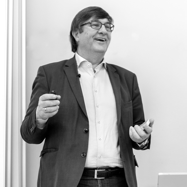 Robert Erlandsen - Robert er styreleder i Skaperkraft og Beveg Oslo.