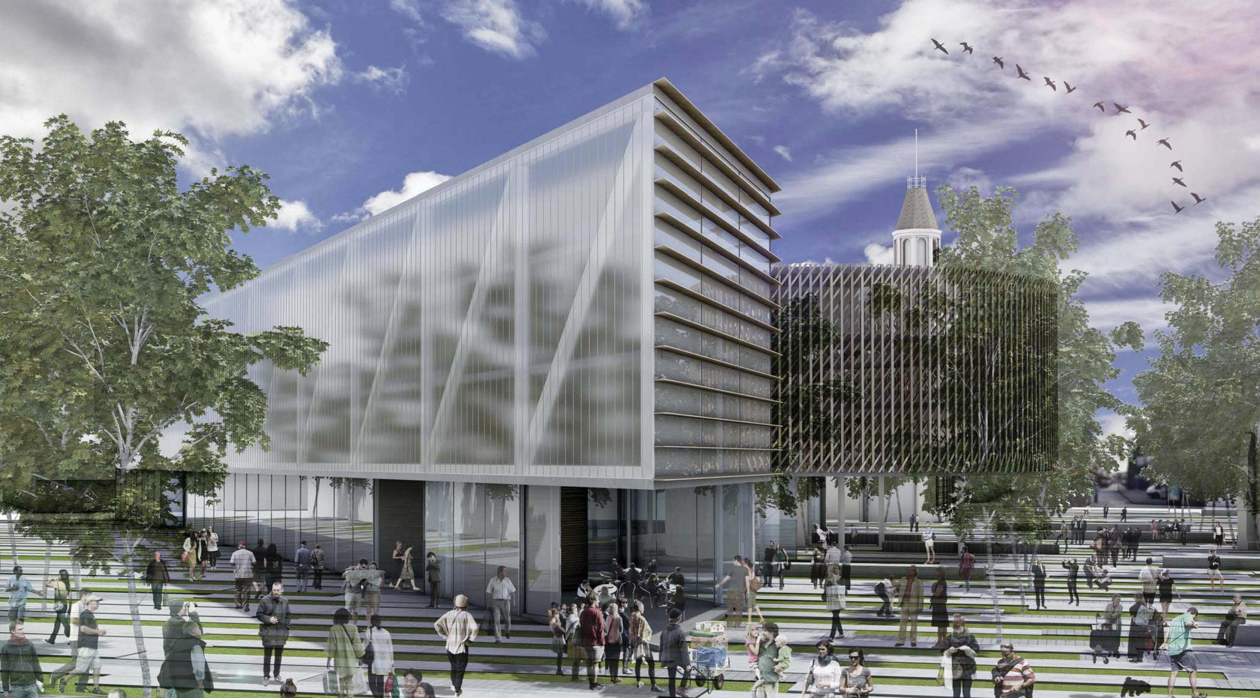 Lee Syminton City of Fremantle Kings Square