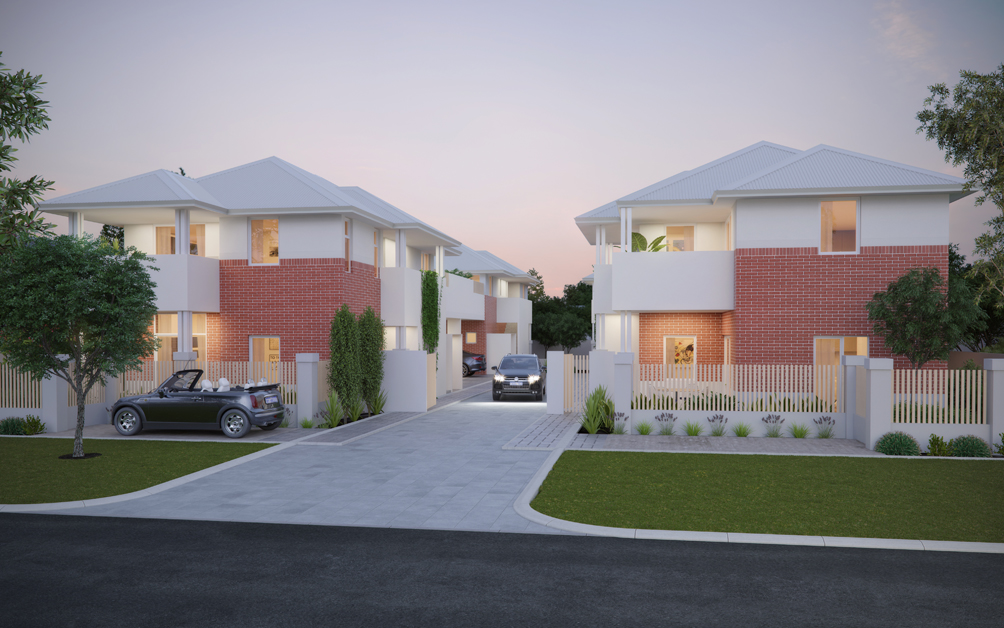 Lee Syminton First Ave Bassendean Multi Residential