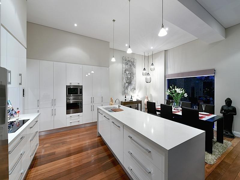 Lee Syminton Sydney Street Kitchen