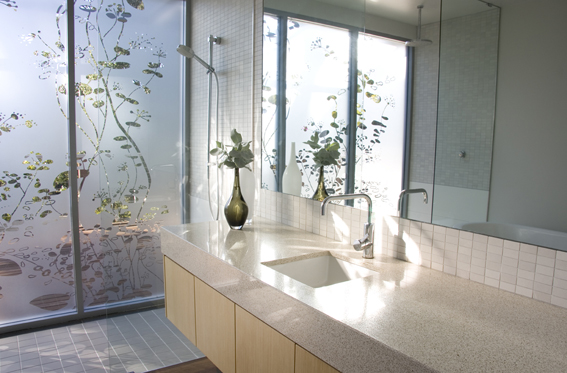 Lee Syminton Fortview Addition Bathroom