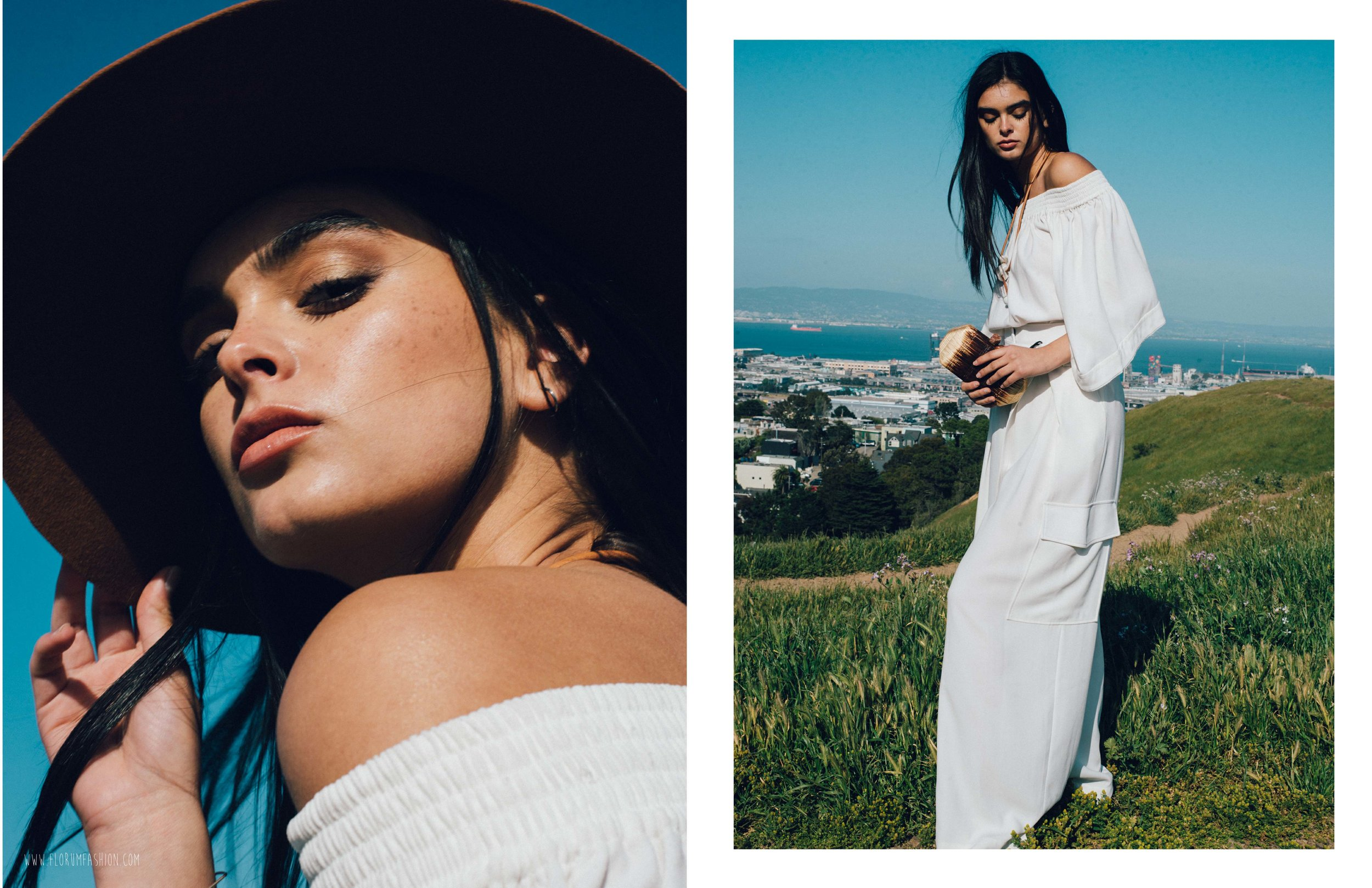 Madison Flowers of Stars Models by Lionel Reyes for Florum Fashion Magazine - Sustainable Project San Francisco California - Stephanie Stimmler Venita Stylist - Cassandra McClure03.jpg