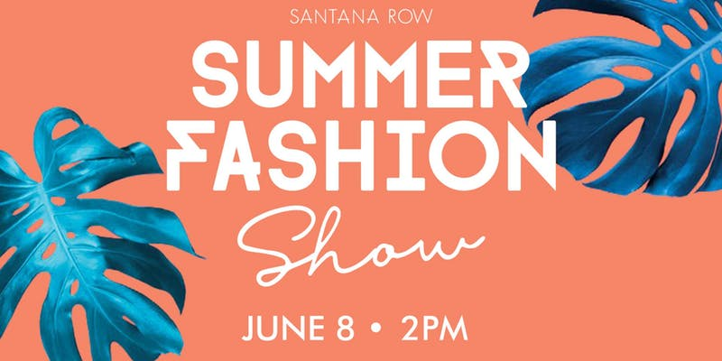 Meet Cassandra McClure and the Clean Beauty Team - Summer Fashion Show at Santa Row 2019 featured mini-clean-beauty makeovers and lashes by LashBinder.comBenefitting the Princess Project Silicon Valley 501c3