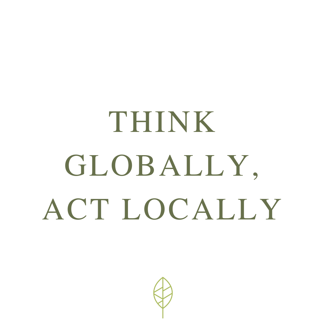 think-globally-act-locally
