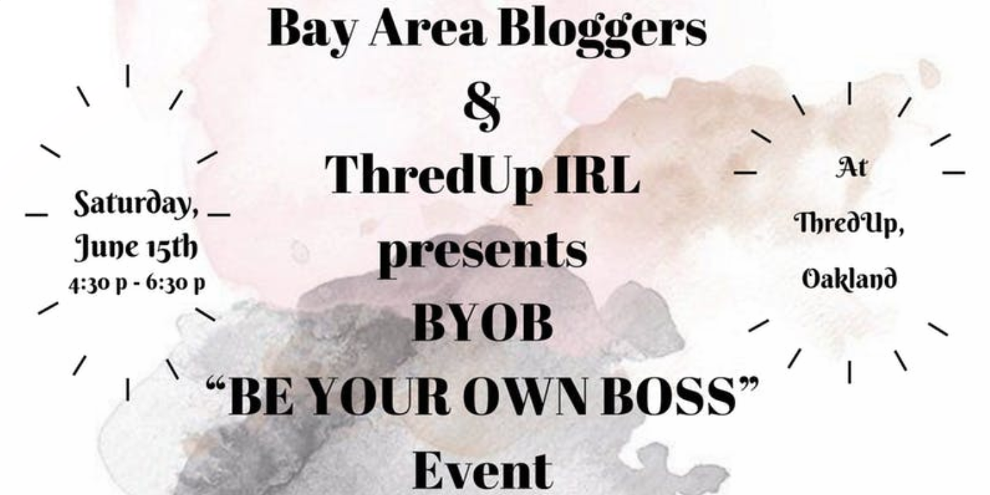 Cassandra McClure is your Featured speaker at the Be Your Own Boss Event in Oakland June 15th 2019 - She left us with plenty of gems on things like:- Clean/Green Beauty & safe alternatives-Surprising dangers about drugstore & department makeup- And much, much more!