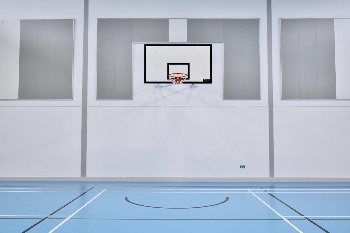 Rainey Grammar School Sports Hall