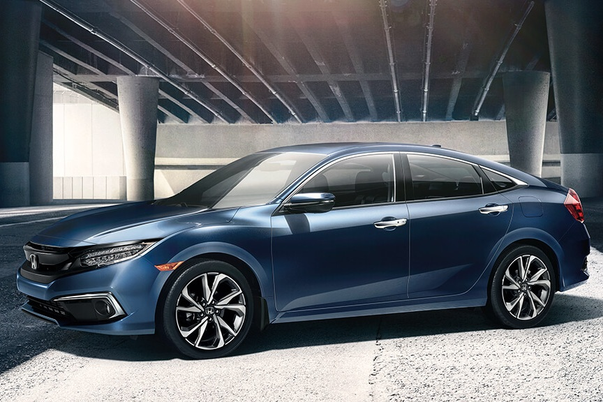 2019 CIVIC LX - STARTING AT $142/Mo*