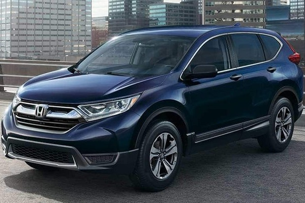 2019 CRV EX-L - STARTING AT $261/Mo*