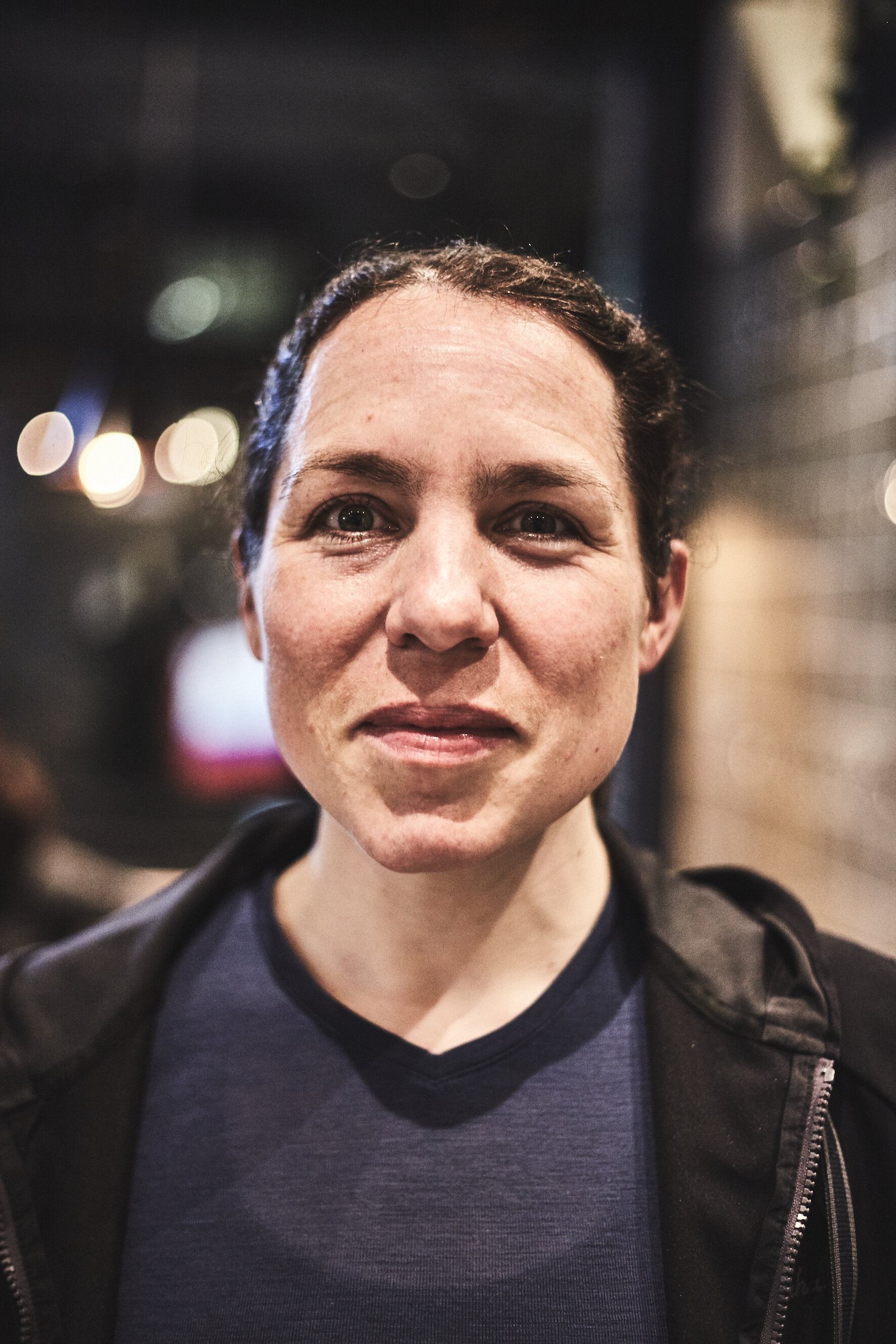 Emily Chappell, endurance cyclist and author