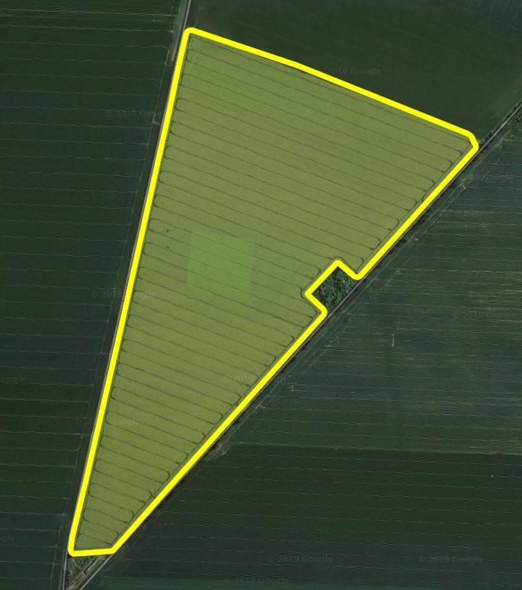Automatic Field boundaries