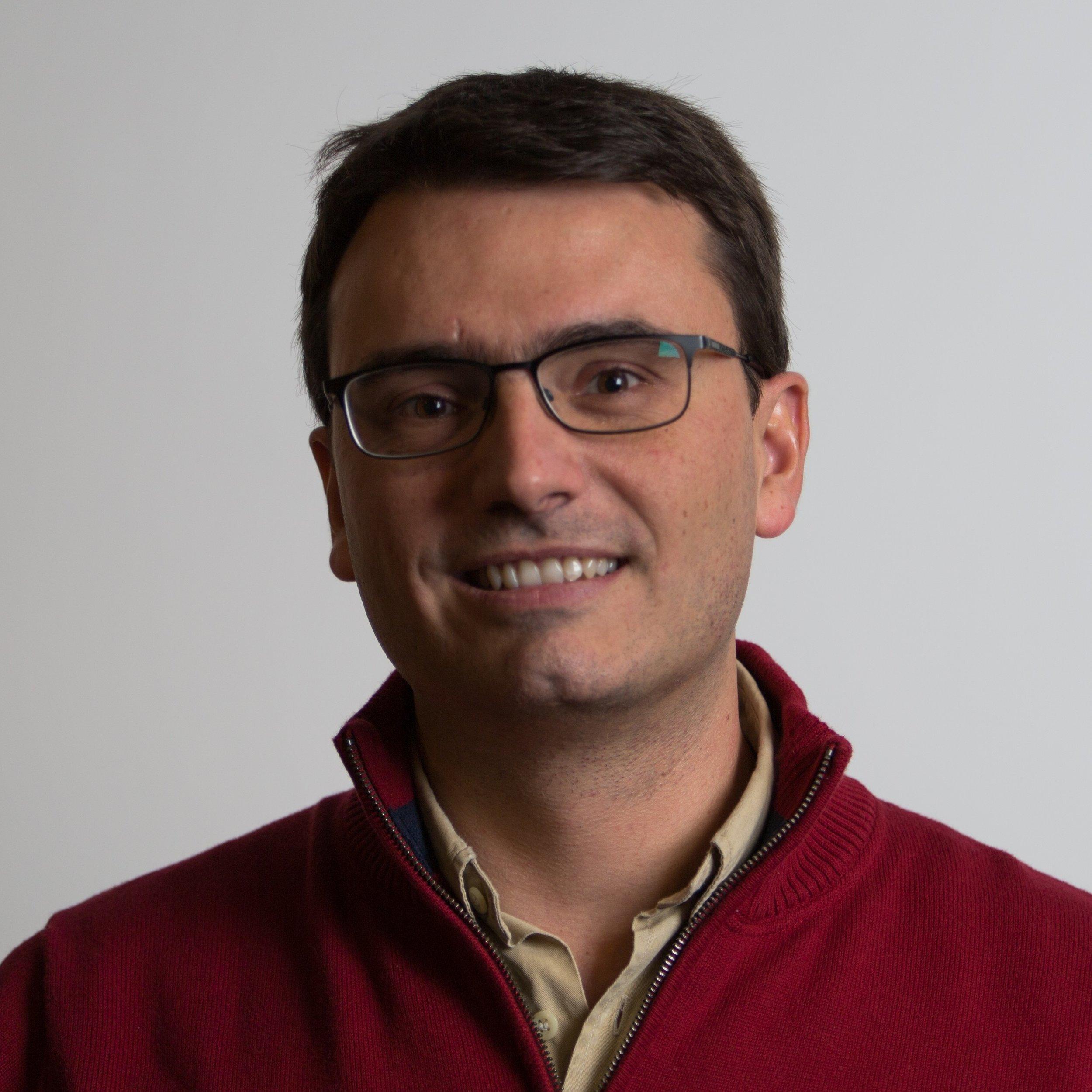 Eduardo Costa - Bath Research Associate