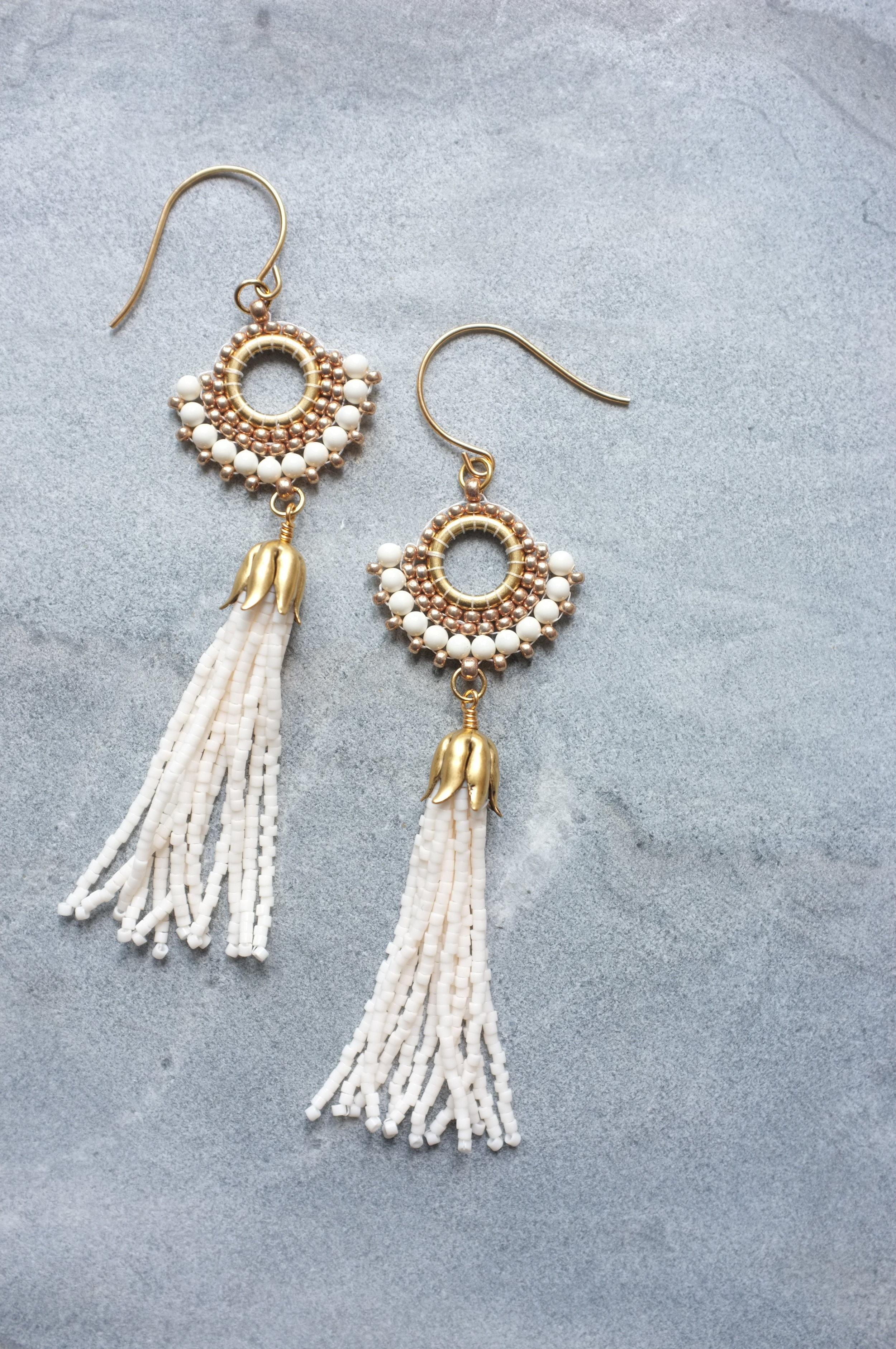 Earring Love - petite or statement