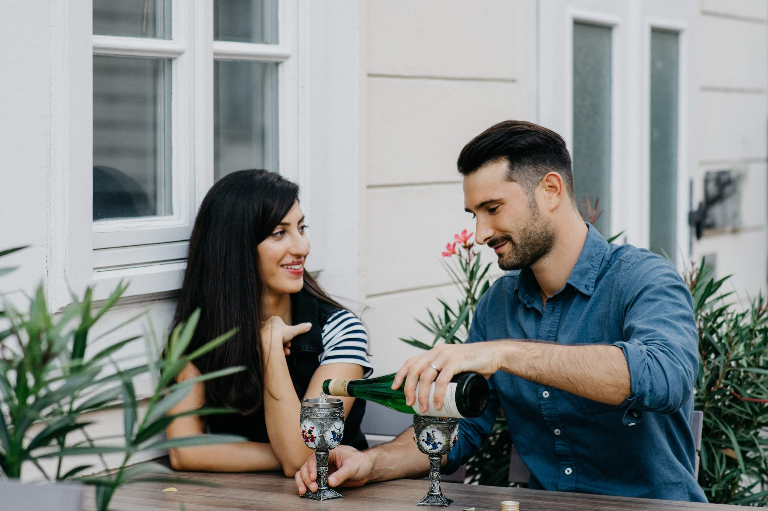 Paarshooting Verlobung in Wien