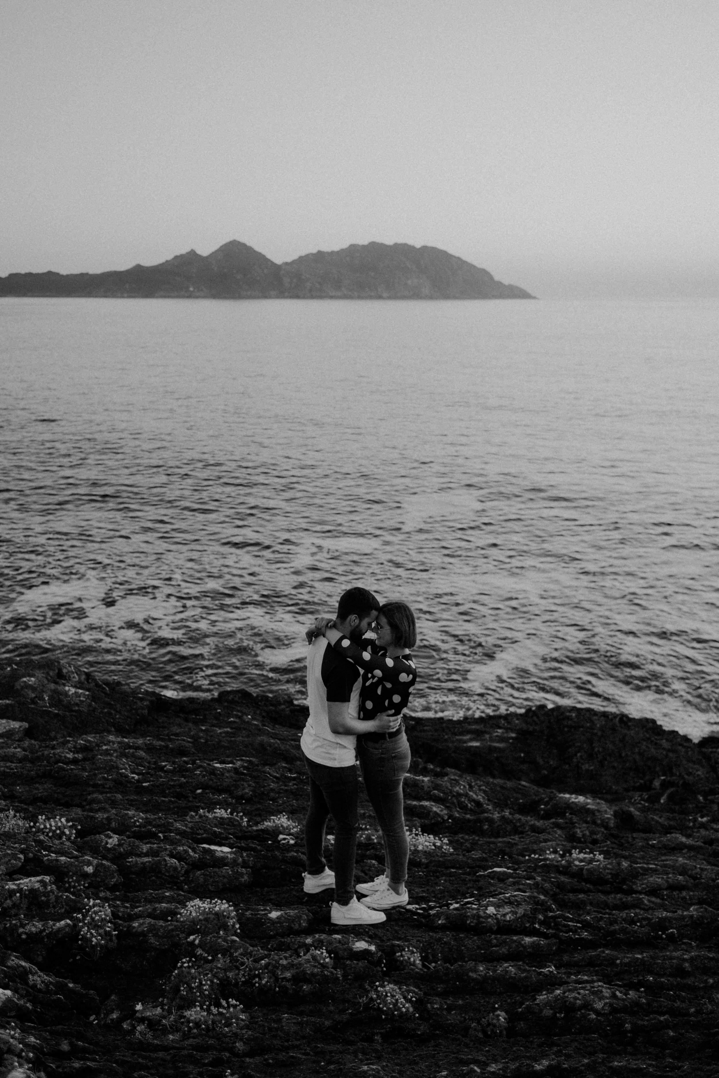 Fotos de compromiso en Galicia