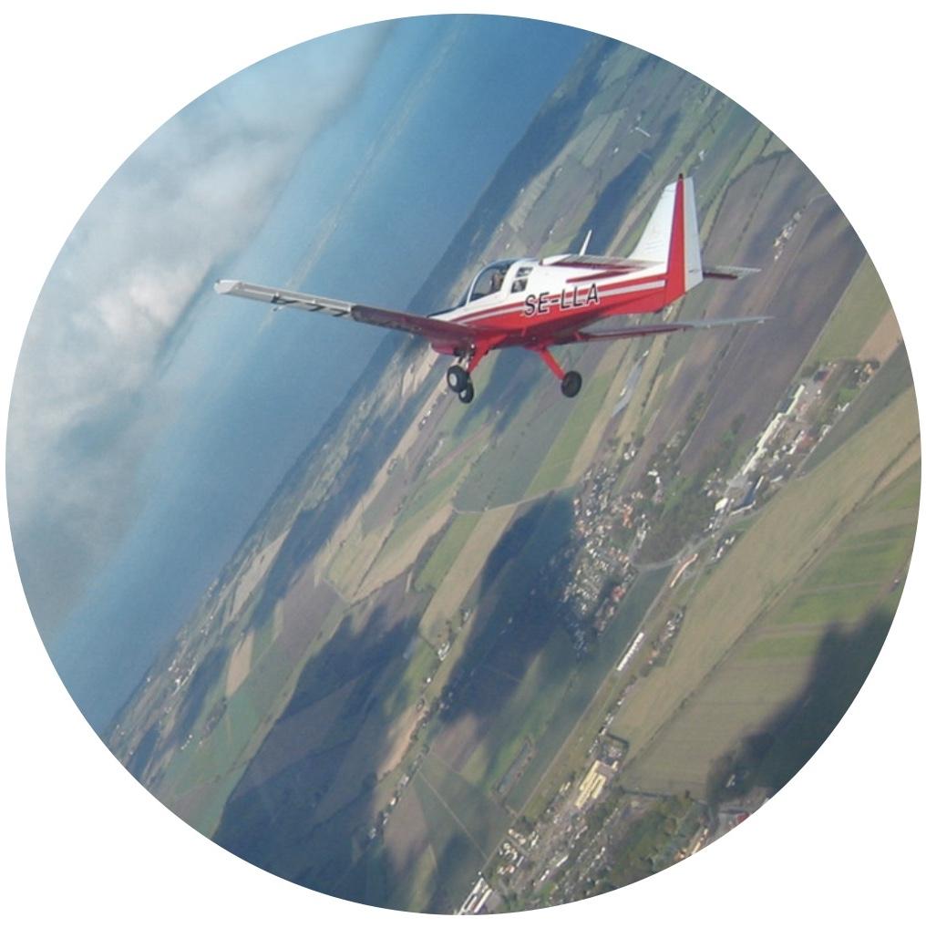 Flygrädsla - I samarbete med Flyby hjälper vi dig att bli mer avslappnad inför att flyga. Kurserna är i unik exponeringsmiljö på Skurup.