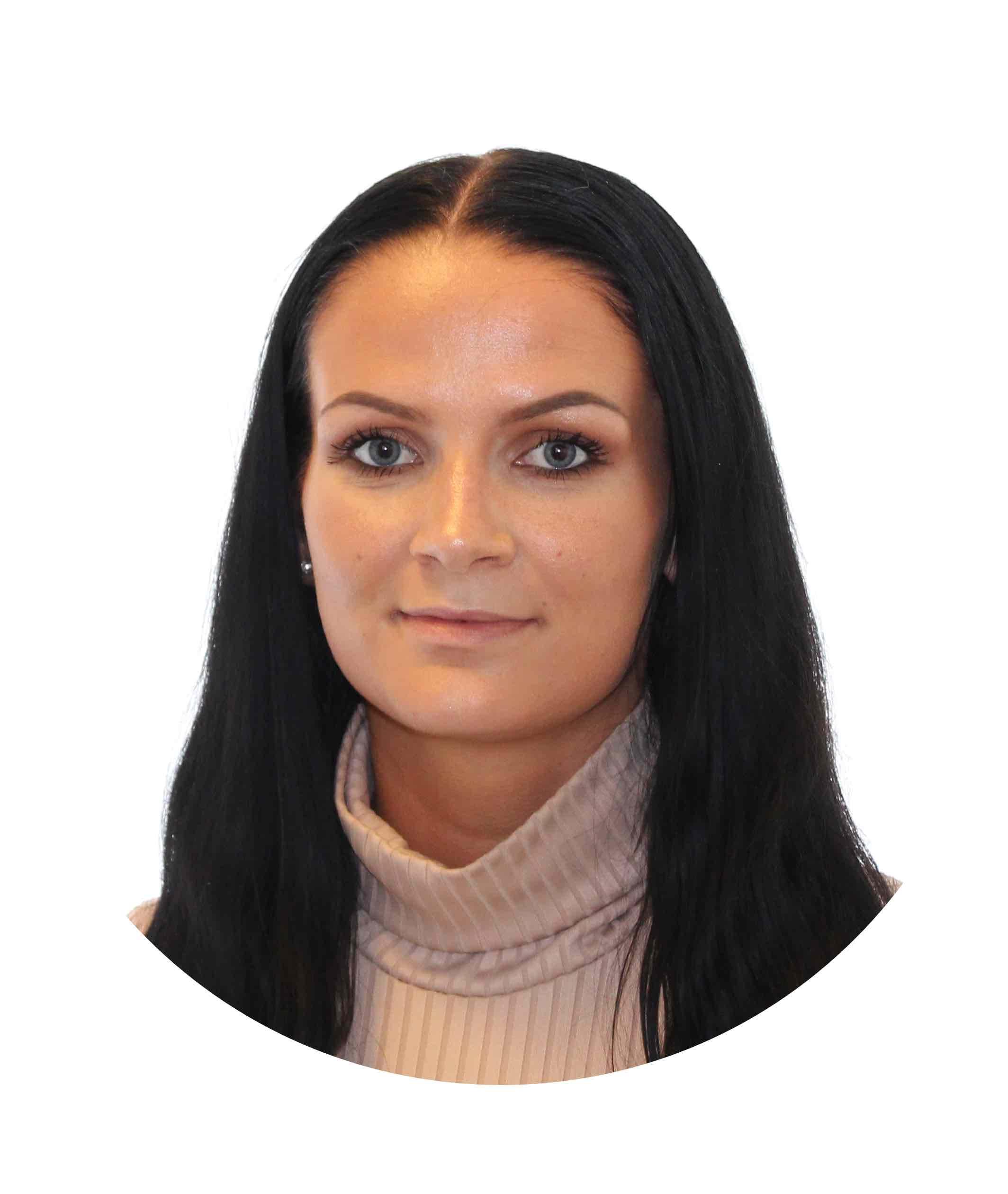 Fanny Hautamäki, administratör