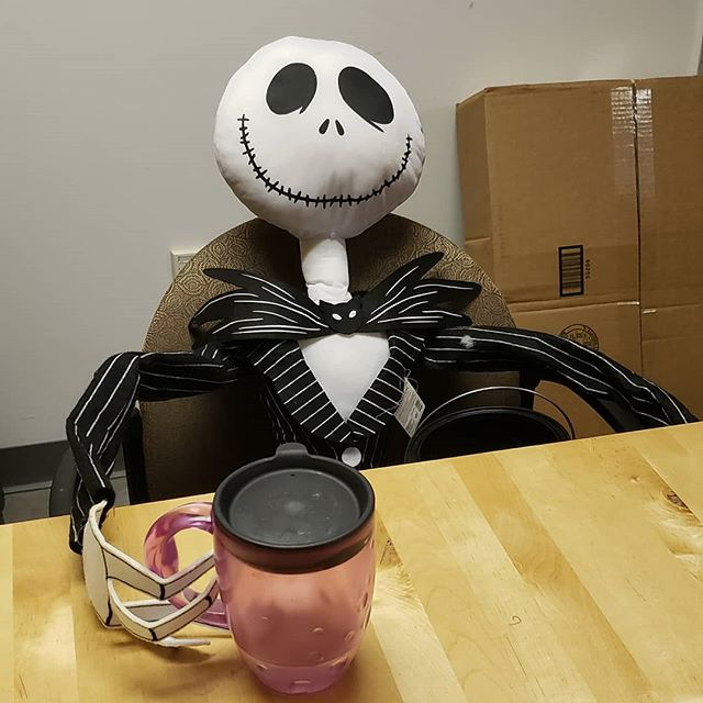 Important creative meetings about our October plans with @creativecollectivema and @creativenorthshore  #drivein #timburton #salem #nightmarebeforechristmas #jackskellington #iamthepumpkinking #halloween