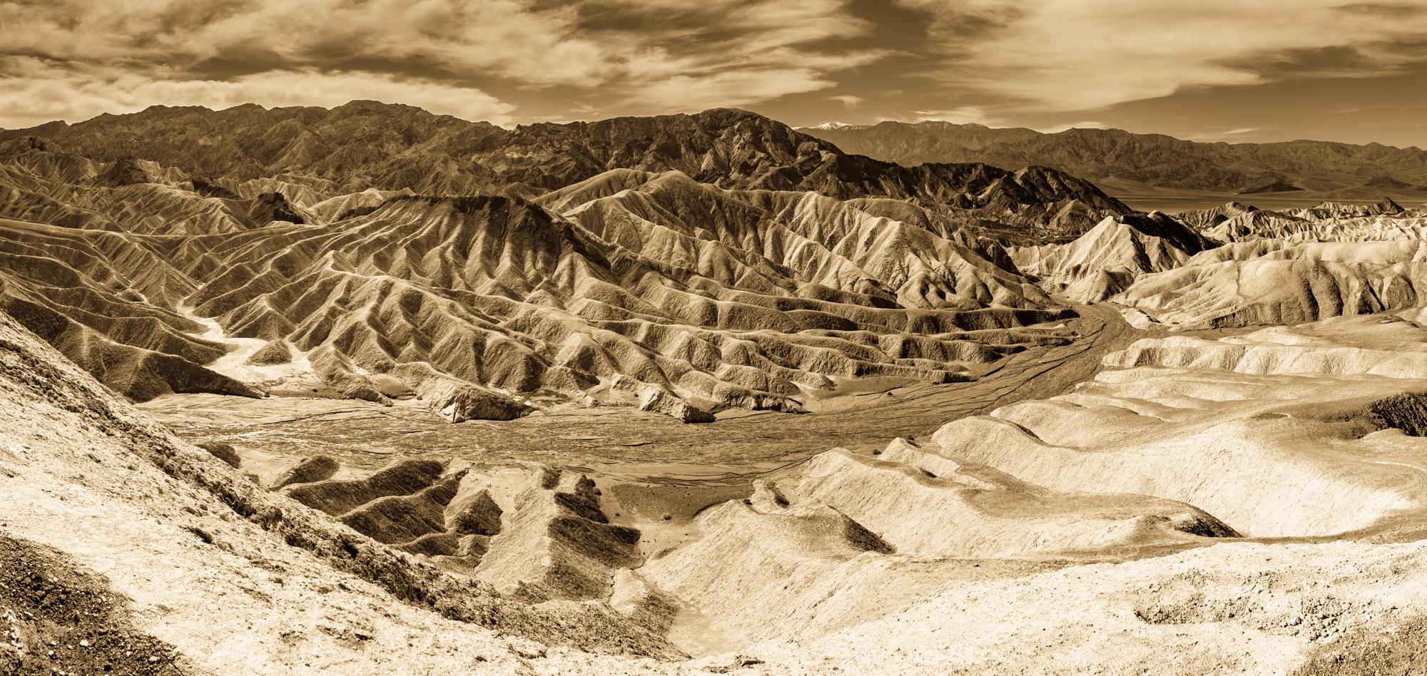 Gower Gulch - Death Valley