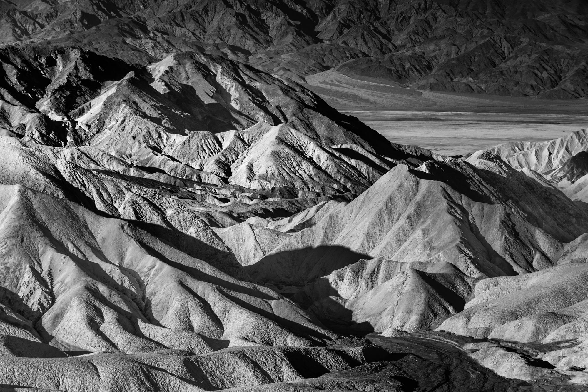 Peaks - Death Valley